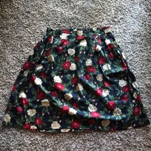 Jones Wear Gorgeous Floral Skirt size 20W